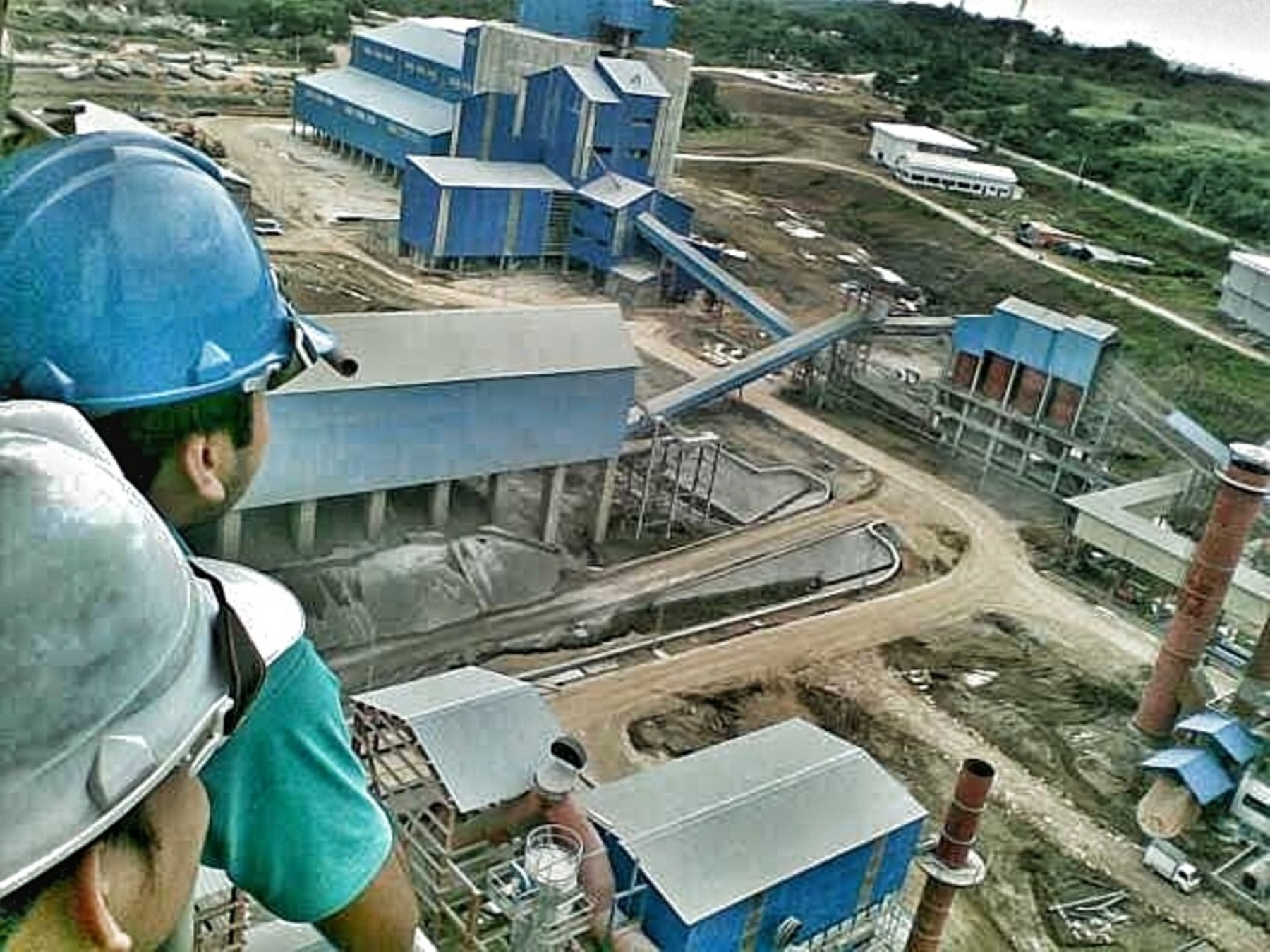 Eagle Cement Finishmill 2 Automation