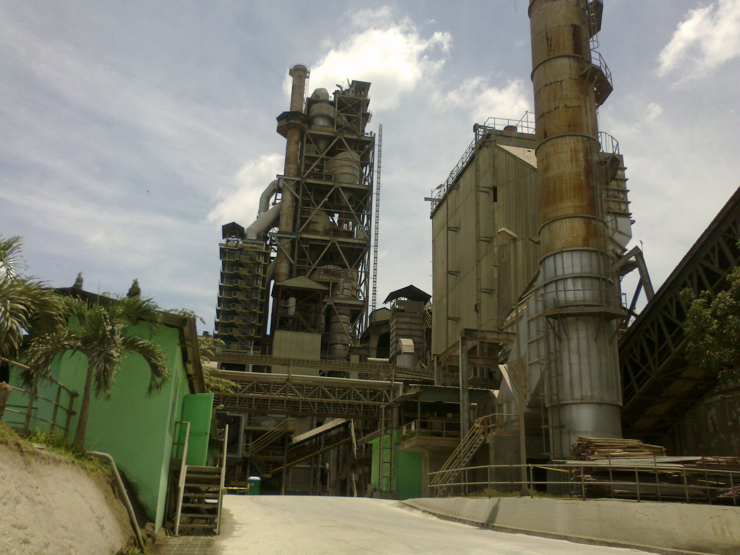 Lafarge Batangas Coal Plant Upgrade from S5