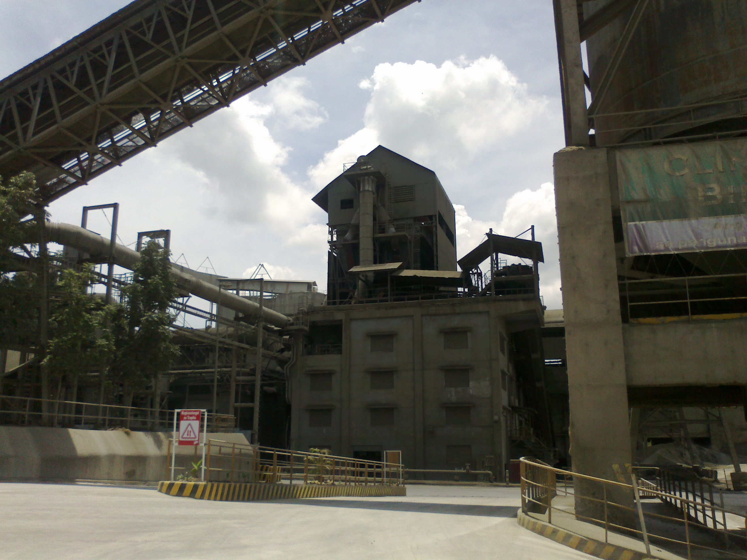 Lafarge Bulacan Finishmill 5 Upgrade from S5 – January 2015