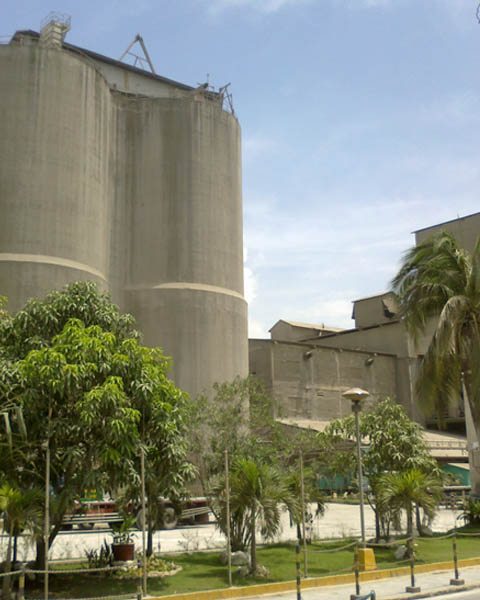 Lafarge Bulacan Packhouse Upgrade from S5 – May 2014