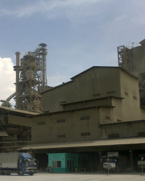 Lafarge Teresa Finish Mill A& B Automation