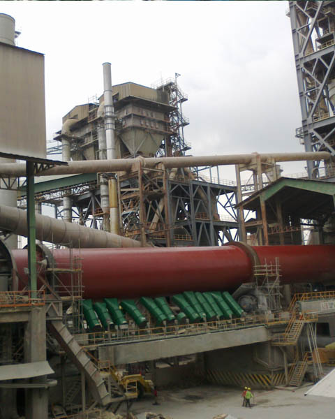 Holcim Bulacan Kiln, Cooler and Coal Plant Upgrade from ABB System