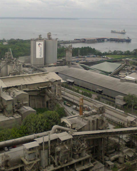 Holcim Lugait Rawmill and Crusher Upgrade from S5 – October 2014